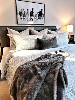Owner's Bedroom After Home Staging