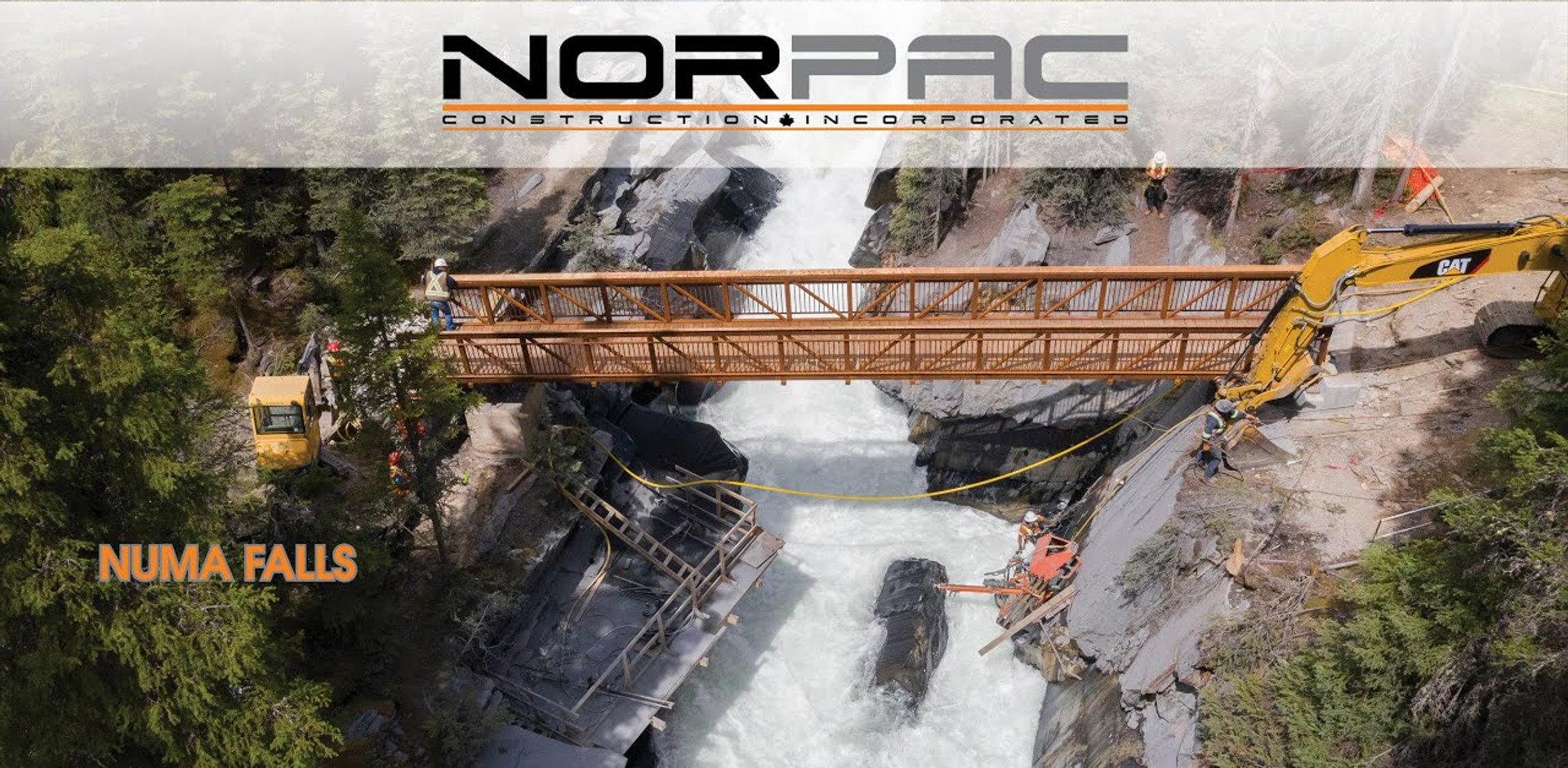 Norpac Construction Project Promo Video