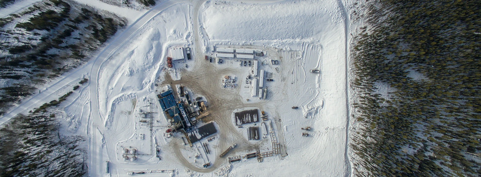 Oil and Gas Site