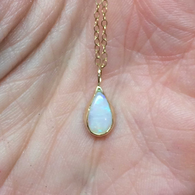 opal charm