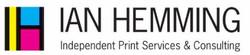Ian Hemming Logo Design