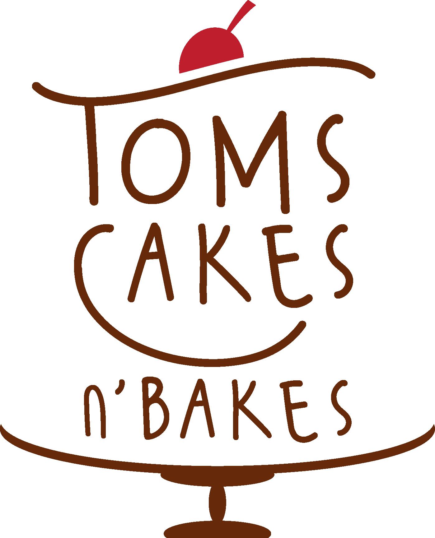 TomsCakesnBakes LOGO
