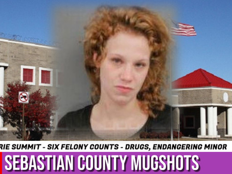 Sebastian County Mugshots: July 28, 2020