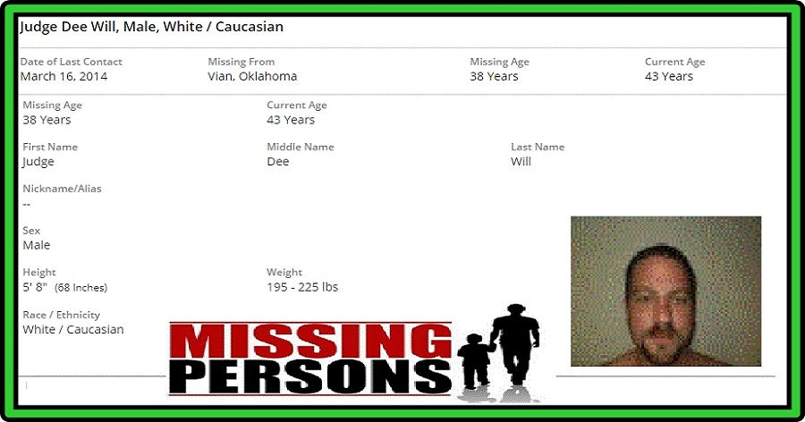 Missing Person Report   pagination current-position-tile