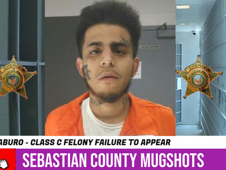 Sebastian County Mugshots: September 19, 2020