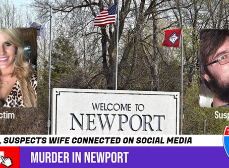 Social media connection between eastern Arkansas murder victim and suspects wife