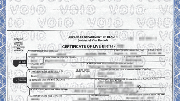 "ADH expands ""same day processing"" of birth and death certificates to ..."