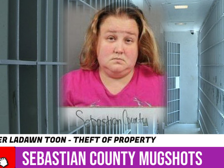 Sebastian County Mugshots: August 18, 2020