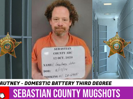 Sebastian County Mugshots: October 11, 2020