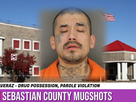 Sebastian County Mugshots: July 18, 2020
