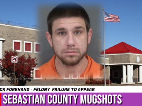 Sebastian County Mugshots: July 27, 2020