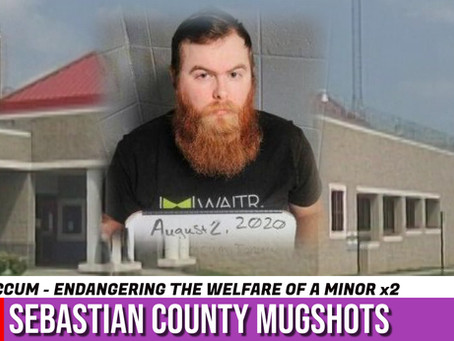 Sebastian County Mugshots: August 2, 2020