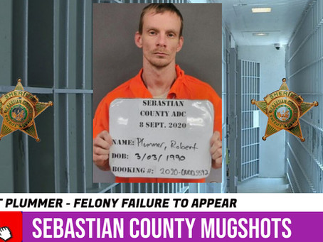 Sebastian County Mugshots - September 8, 2020