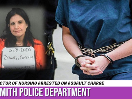 Director of nursing for local long term facility arrested for assaulting family member