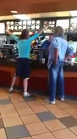 Crazy Woman's Card Declined at McDonalds, She Flips Out Prestige Worldwide The Podcast