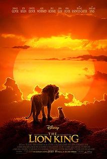 lion, king, live, action, 2019, movie, disney, poster, teaser, trailer