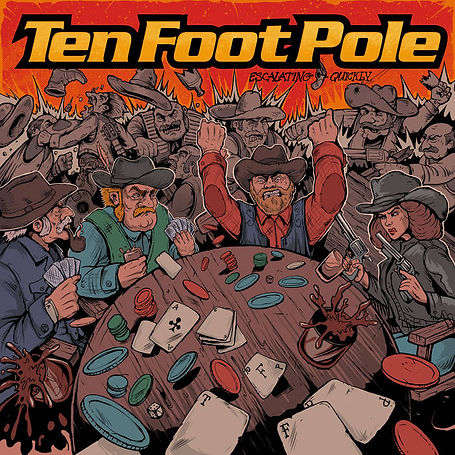ten, foot, pole, escalating, quickly, dennis, jagard, singer, pop, punk, interview, skate, podcast, prestige, worldwide