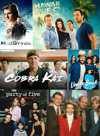 reboot, tv, shows, remake, revival, macguyver, hawaii, five, o, cobra, kai, uncle, buck, party, of, murphy, brown
