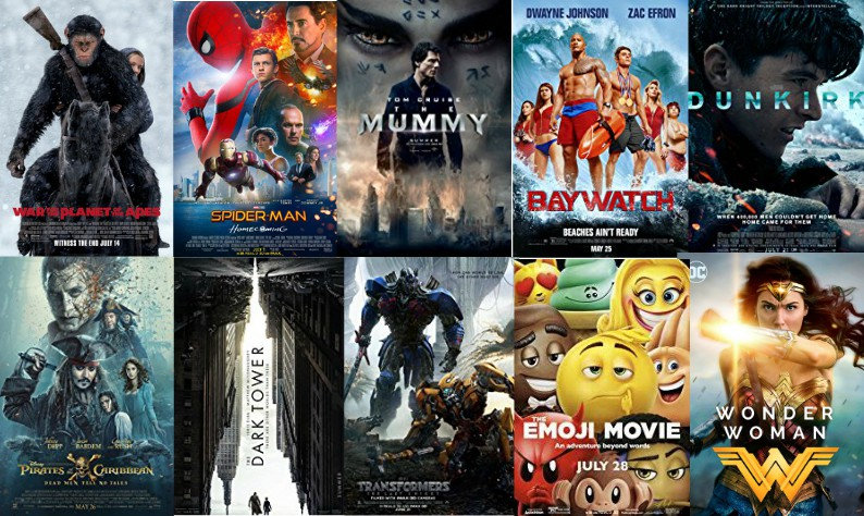 war, for, the, planet, of, apes, spiderman, homecoming, mummy, tom, cruise, baywatch, dunkirk, pirates, caribbean, dead, men, tell, no, tales, dark, tower, transformers, last, knight, emoji, movie, wonder, woman, movie, full, comedy, podcast