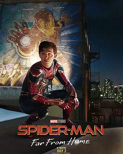 spider, man, far, from, home, iron, man, endgame, avengers, movie, poster, teaser, trailer