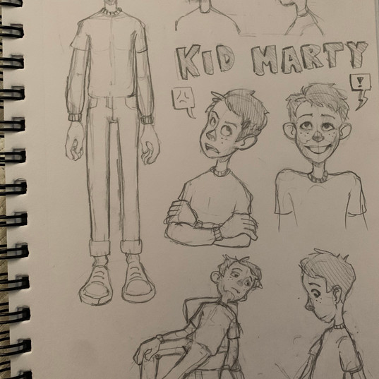 kid marty character design.HEIC