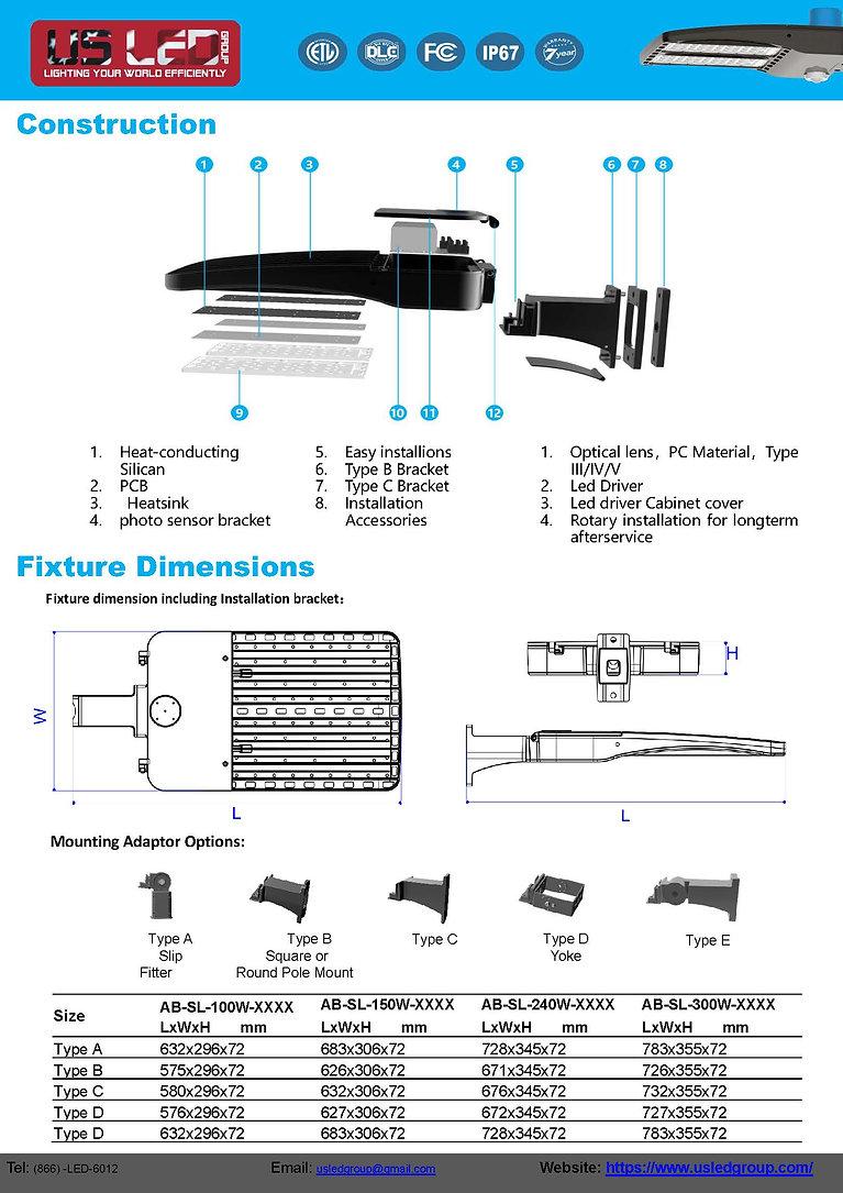 Spec of shoebox(US LED)-2018.9.18_Page_3