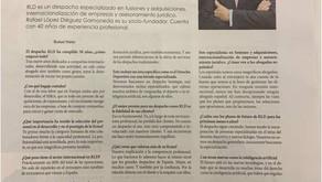 Entrevista Rafael López-Diéguez Gamoneda, Socio Fundador de RLD - Style International