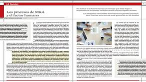 Los procesos de M&A y el factor humano