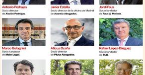 """RLD nominada como """"Mejor Boutique Legal"""" en los IV Premios Expansión Jurídico"""