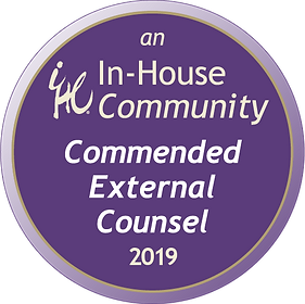 Commended External Counsels of the Year