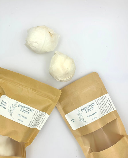Bath Bombs (pack of 2)