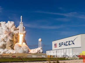 Falcon Heavy shakes Florida's space coast after a picture perfect launch (With photo gallery)