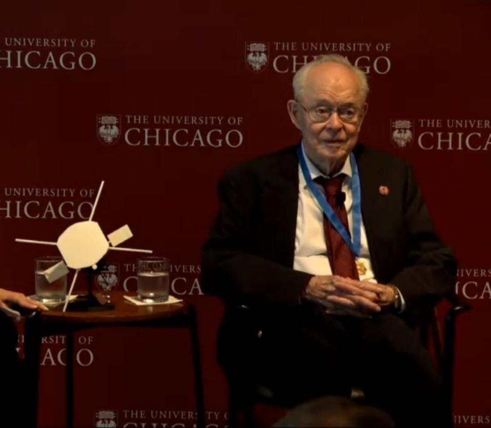 Meet Eugene Parker, the discoverer of Solar Wind