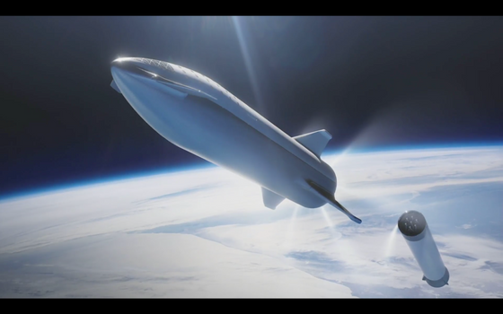 SpaceX will be launching globally recognized Yusaku Maezawa around the moon with 8 artists on BFR