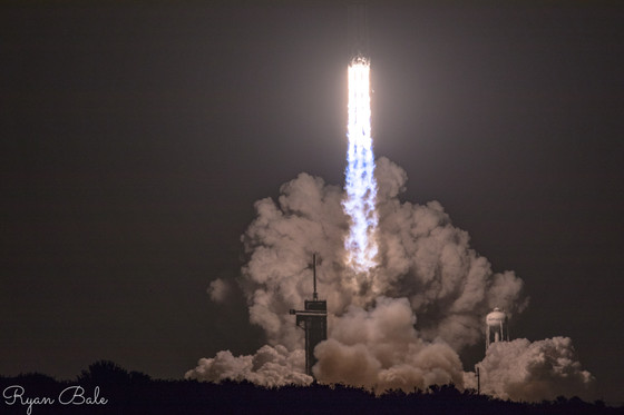 Third Launch For Falcon Heavy!