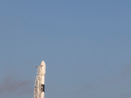 SpaceX is gearing up for a launch and landing on the West Coast this weekend