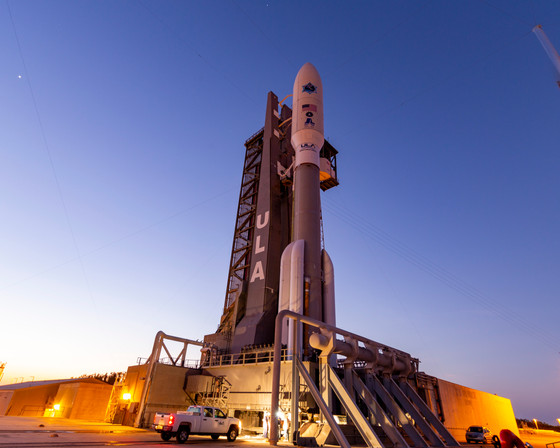 ULA is launching the first satellite for the U.S. Space Force