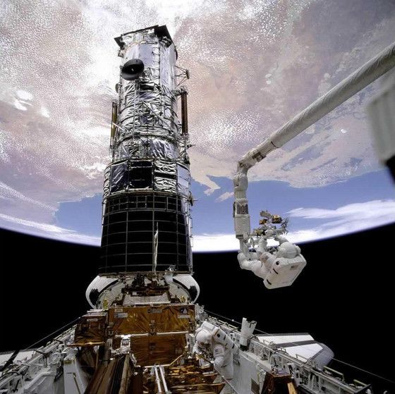 NASA's Hubble Space Telescope enters safe mode after a gyroscope failure