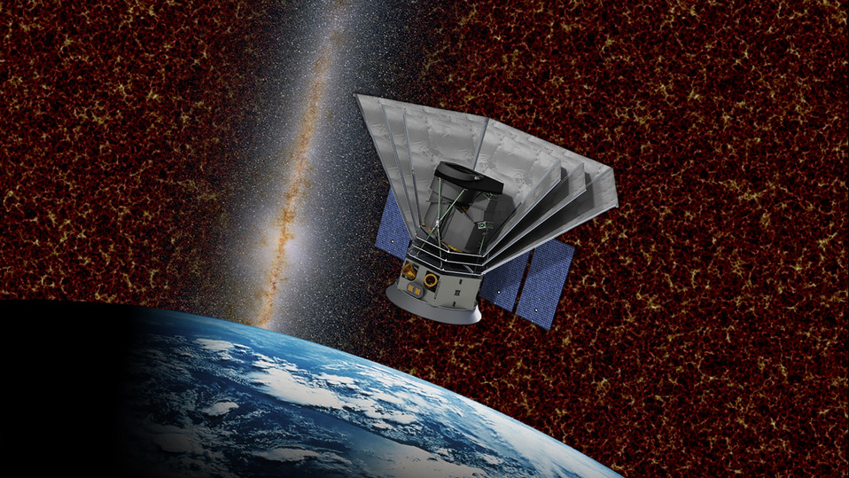 NASA selects SpaceX to launch the SPHEREx Astrophysics Mission