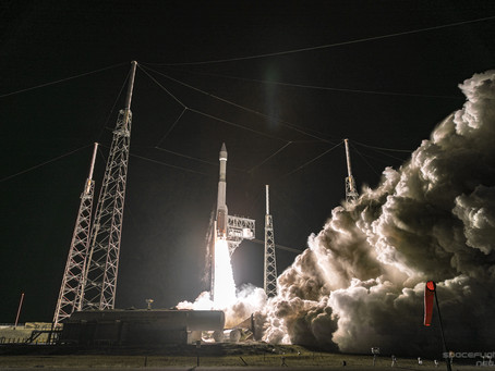A successful launch of Solar Orbiter for ESA and NASA