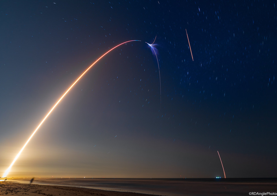 SpaceX launches CRS-17 after delay from NASA