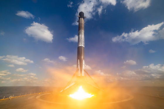 Watch SpaceX break a reusability record this morning