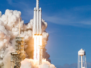 Block 5 Falcon Heavy is targeting this fall for the next launch