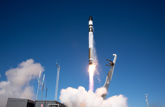 Rocket Lab successfully returns to flight