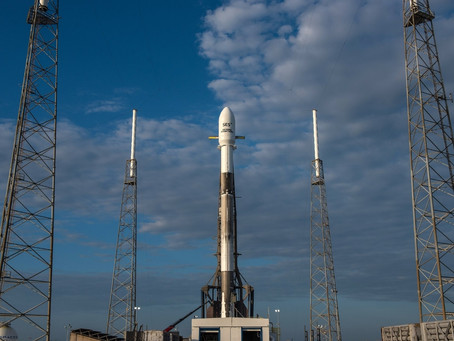SES-12 will be launching on SpaceX's Falcon 9 rocket tonight