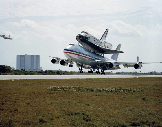 NASA plans to resurrect the Space Shuttle after SLS goes over budget again