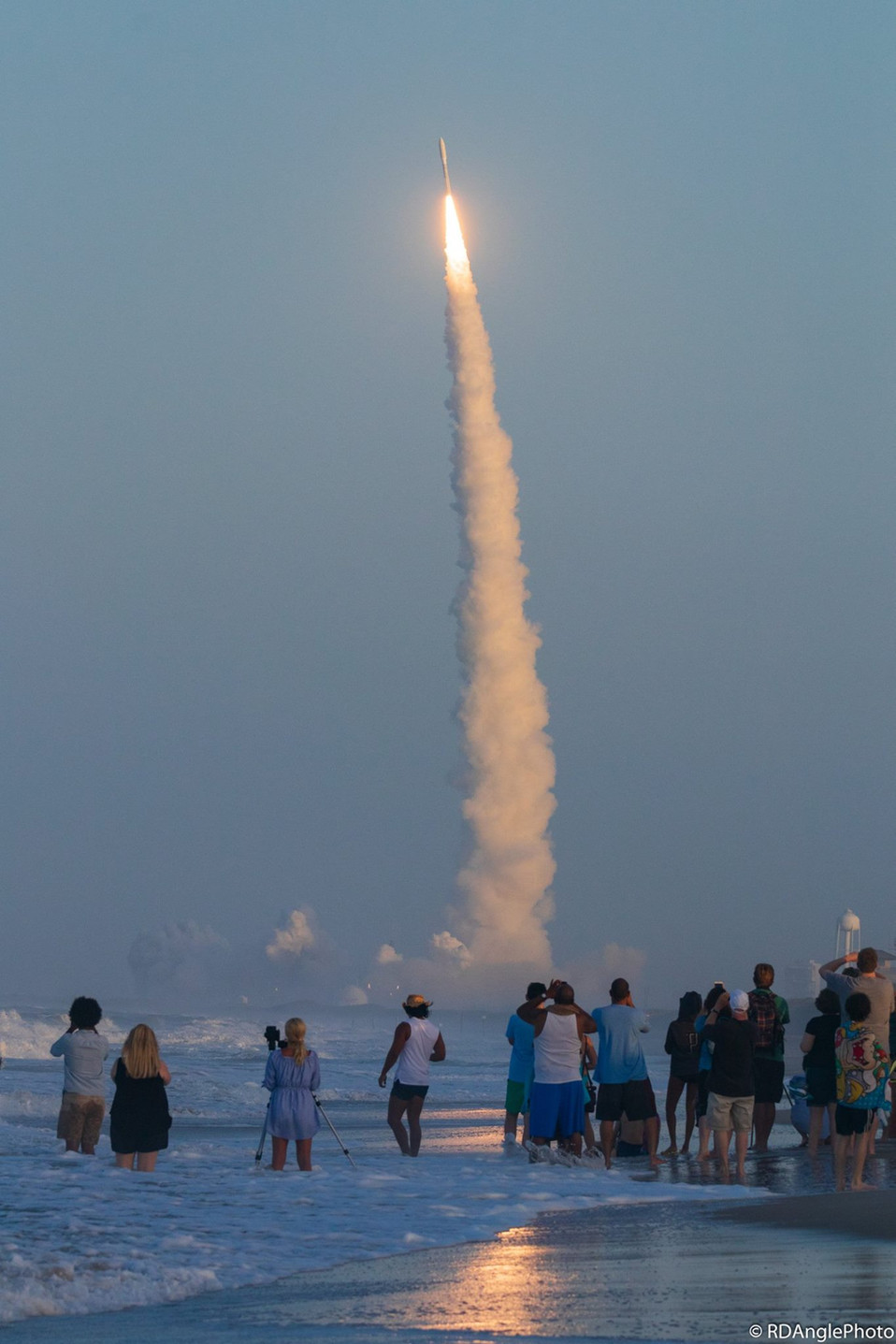 Atlas V successfully launches AFSPC-11 into Florida's golden skies