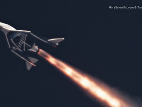 Virgin Galactic takes to the skies again after 4 years