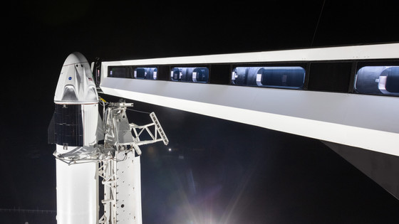 SpaceX's Crew Dragon spacecraft is getting ready to launch astronauts to the ISS this year