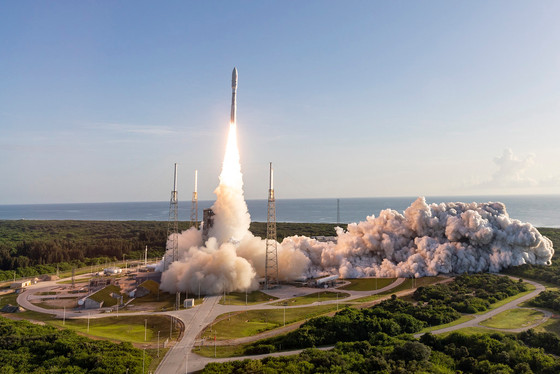 ULA launches NASA's Perseverance rover to Mars